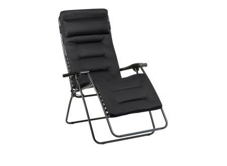 Lafuma Relaxsessel RSX CLIP XL AC AIR COMFORT Farbe:Acier