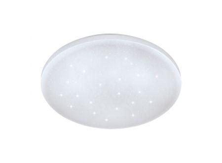 EGLO LED Wand- und Deckenleuchte Frania Ausführung:rund mit Kristalleffekt