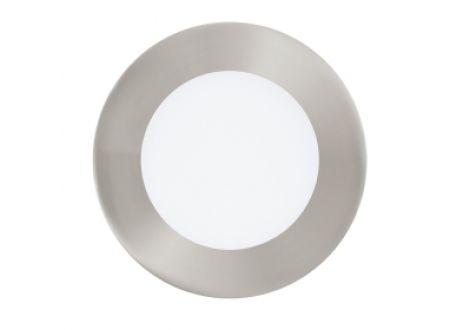 EGLO LED Wand-u. Deckenleuchte Fueva-C Ausführung:5,4W Farbe:mattnickel