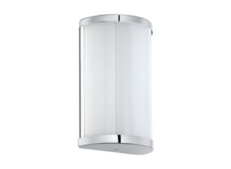 EGLO LED-Wandleuchte Cupella Farbe:chrom