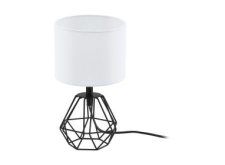 EGLO Tischleuchte Carlton 2 Farbe:weiß