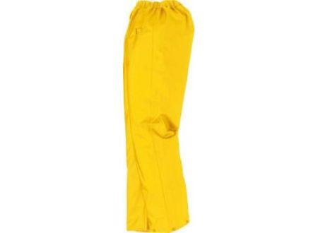EDE Stretch-Regenhose Größe:L Farbe:gelb