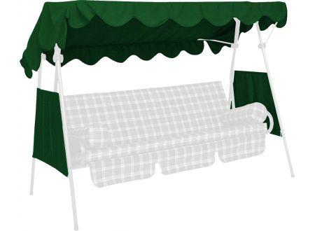 Sonnendach PE-Gewebe Größe:120 x 200cm Farbe:grün