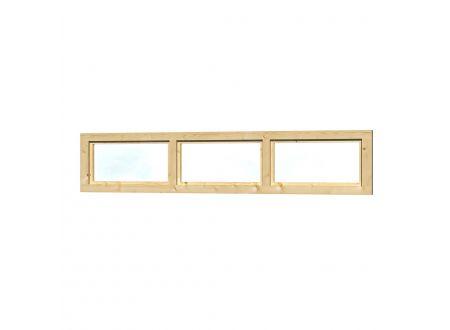 Skan Holz Oberlicht 147x30cm 147 x 30 cm Farbe:natur