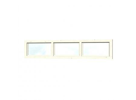 Skan Holz Oberlicht 147x30cm 147 x 30 cm Farbe:weiß
