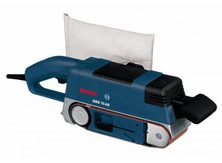 Bosch Bandschleifer GBS 75 AE Set bei handwerker-versand.de günstig kaufen