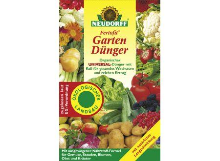 Neudorff Fertofit GartenDünger 1 kg bei handwerker-versand.de günstig kaufen