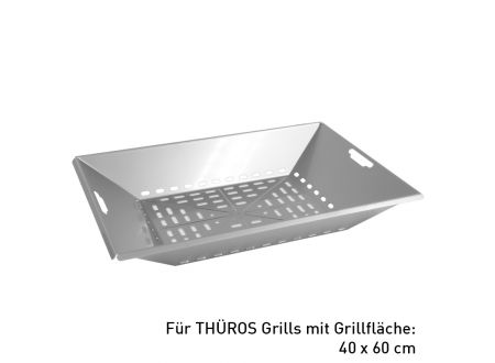 Thüros Kohleschale Edelstahl THÜROS für II bei handwerker-versand.de günstig kaufen