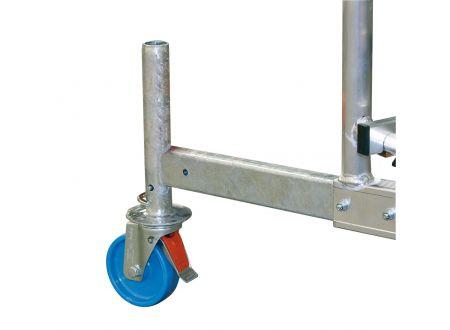 Krause Leitern Clim Tec System, Fahrrollensatz Krause bei handwerker-versand.de günstig kaufen