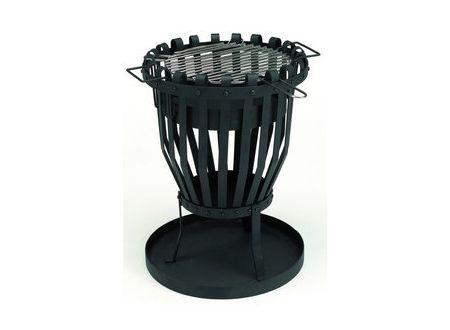 landmann feuerkorb mit grilleinsatz 36 cm 11768 kaufen. Black Bedroom Furniture Sets. Home Design Ideas