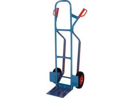 EDE Stapelkarre 250 kg mit Kufe Schaufel 250x320 mm Luftreifen bei handwerker-versand.de günstig kaufen