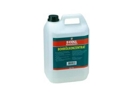 E-COLL Bohrölkonzentrat 5L chlorfrei (F) 1 Stück bei handwerker-versand.de günstig kaufen