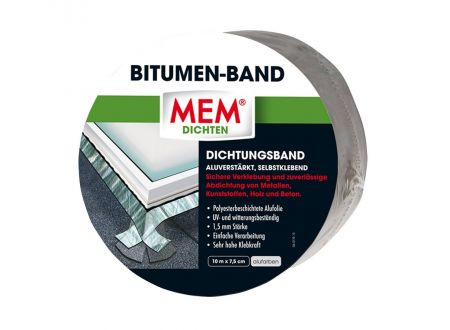 MEM Bitumen-Band blei bei handwerker-versand.de günstig kaufen