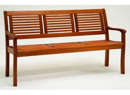 hzl gartenbank 3 sitzer paolo eukalyptus holz kaufen. Black Bedroom Furniture Sets. Home Design Ideas