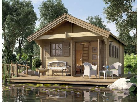 Weekendhaus 155 bei handwerker-versand.de günstig kaufen