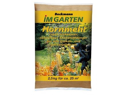 Beckmann + Brehm Beckmann & Brehm Hornmehl gedämpft 2,5 Kg bei handwerker-versand.de günstig kaufen