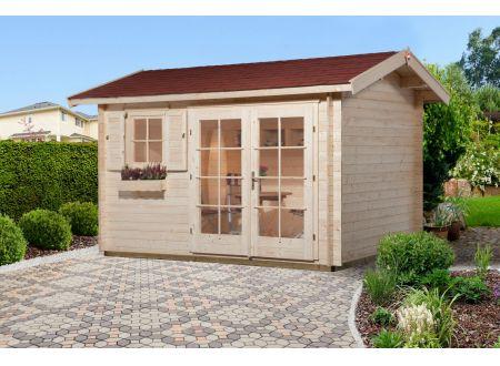 Gartenhaus 152 bei handwerker-versand.de günstig kaufen