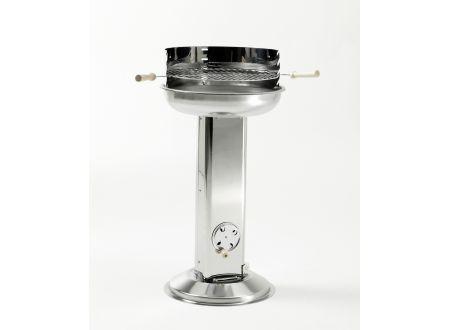 Landmann Inox Säulengrill (43 cm) ohne Spießgarnitur bei handwerker-versand.de günstig kaufen