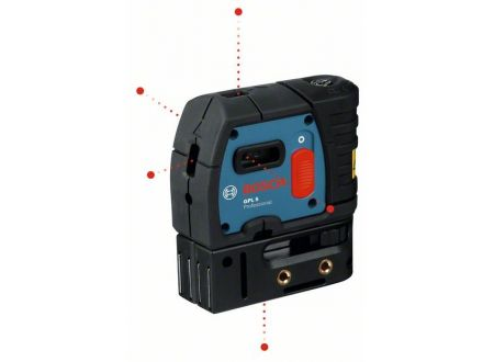 Bosch Punktlaser GPL 5 bei handwerker-versand.de günstig kaufen