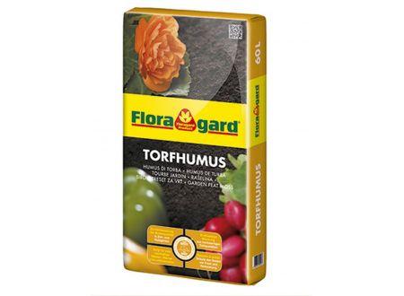 FLORAGARD Torfhumus 60L bei handwerker-versand.de günstig kaufen