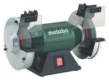 Metabo Doppelschleifmaschine 350W DS 150 bei handwerker-versand.de günstig kaufen