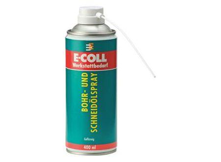 E-COLL Bohr-Schneidölspray 400ml gelförmig bei handwerker-versand.de günstig kaufen