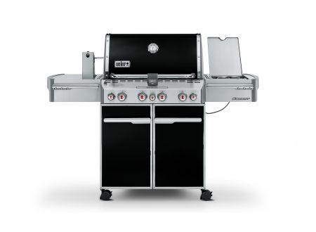 Weber Summit E-470 GBS, Black m. Seitenkocher bei handwerker-versand.de günstig kaufen