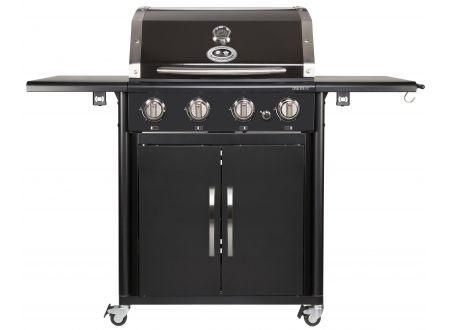 Outdoorchef Grillstation Canberra 4 G, Farbe Schwarz bei handwerker-versand.de günstig kaufen