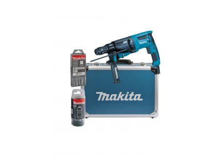 Makita Kombihammer für SDS-PLUS 26mm HR2631FT13 bei handwerker-versand.de günstig kaufen