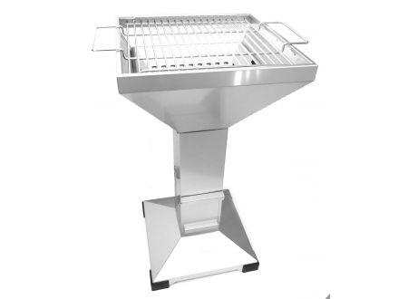 Thüros Kaminzuggrill 42x42 cm Grillfläche, Edelstahl bei handwerker-versand.de günstig kaufen