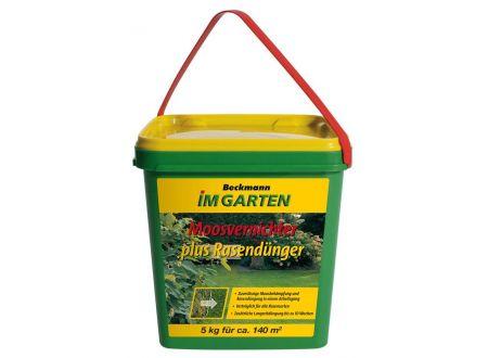 Beckmann + Brehm Rasend�ünger mit Moosvernichter , 5 kg bei handwerker-versand.de günstig kaufen