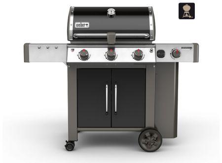 Weber Genesis® II LX E-340 GBS, Black bei handwerker-versand.de günstig kaufen