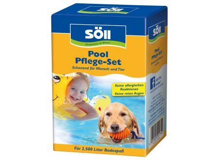 Söll GmbH Pool Pflege-Set AquaDes und AlgenFrei je 250 ml bei handwerker-versand.de günstig kaufen