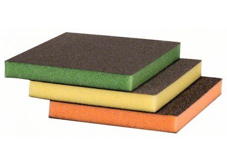 Bosch Schleifpad-Set, 3-teilig bei handwerker-versand.de günstig kaufen