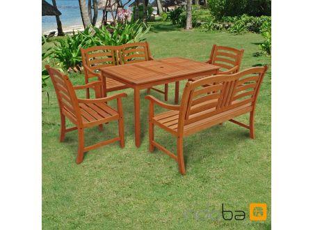 Gartenmöbel Set 5teilig Montana kaufen