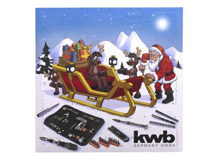 KWB - Adventskalender bei handwerker-versand.de günstig kaufen