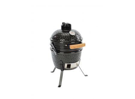 Landmann Mini Kamado Grill D.33x38,5 cm Keramik schwarz bei handwerker-versand.de günstig kaufen