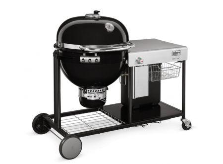 Weber Summit Charcoal Grilling Center Black bei handwerker-versand.de günstig kaufen