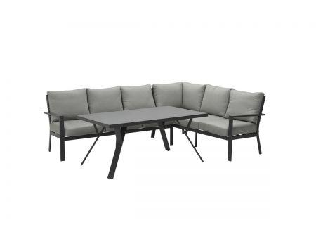 Sergio Lounge-Dining Set 3-teilig rechts bei handwerker-versand.de günstig kaufen