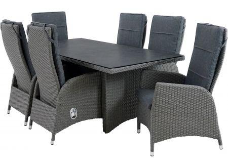 CASAYA Dining-Set Jardel earth grey bei handwerker-versand.de günstig kaufen