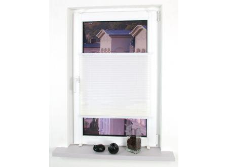 liedeco klemmfix plissee verspannt wei 60 cm 150 cm kaufen. Black Bedroom Furniture Sets. Home Design Ideas