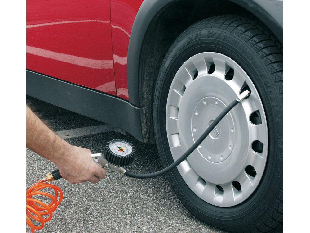 Vorschaubild von Reifenfüllmesser Einhell