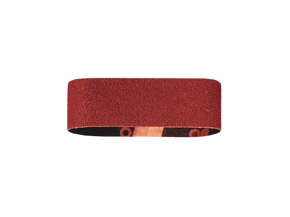 Bosch 3 St. Schleifband 40x303 Red Wood K80