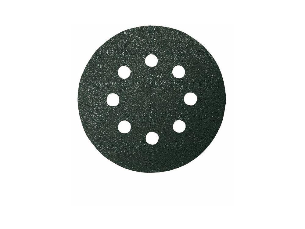 Bosch 5 St. Schleifblätter 125mm Black Stone K600