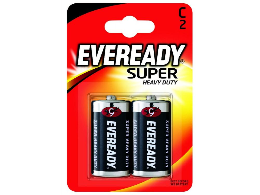 Batterie Baby Eveready Super Heavy Duty 1,5V