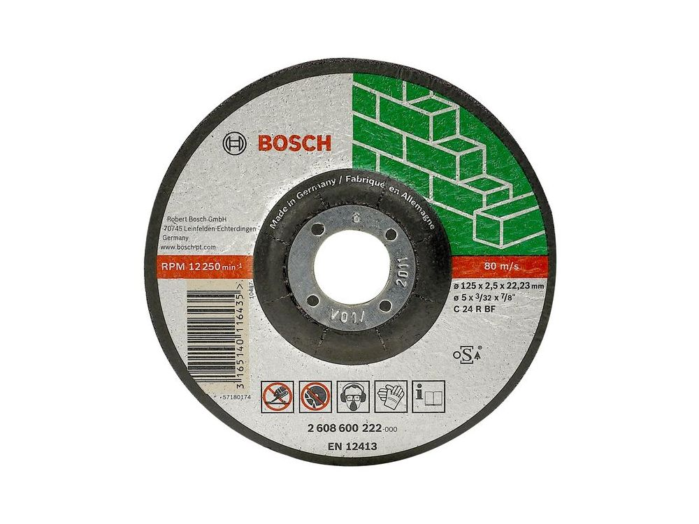 Bosch Trennscheibe 115x2 5 Mm Fur Stein Kaufen