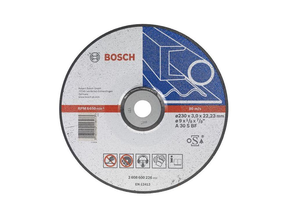 bosch trennscheibe 230x3 mm f r metall kaufen. Black Bedroom Furniture Sets. Home Design Ideas
