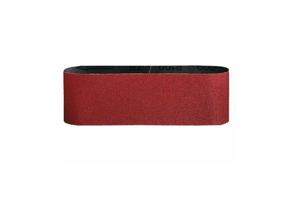 Bosch 3 St. Schleifband 75x457 Red Wood K150