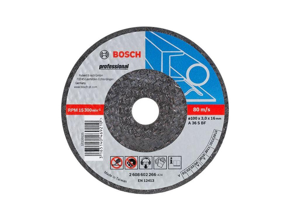 Bosch Schruppscheibe 115x6 Mm Fur Metall Kaufen
