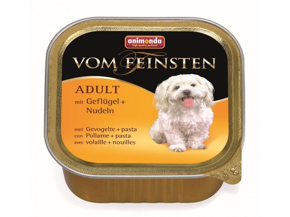 Animonda Dog vom Feinsten Adult mit Geflügel un...